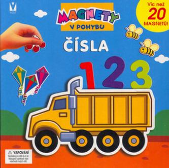 Magnety v pohybu Čísla