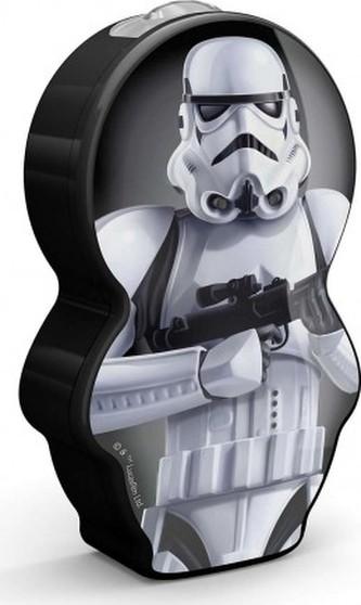 DĚTSKÁ LED BATERKA Star Wars Stormtrooper 71767/97/16