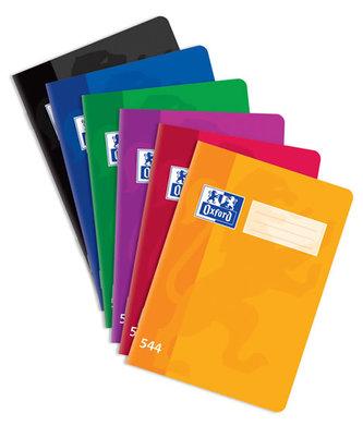 OXFORD Školní sešit A5 540 čistý 40 listů CZ/SK