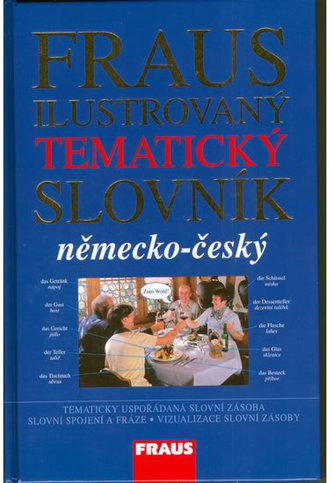 Ilustrovaný tématický slovník německo-český