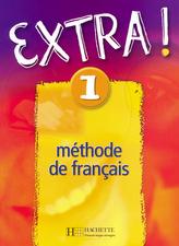 Extra! 1. Język francuski. Podręcznik