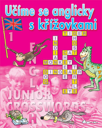 Učíme se anglicky s křížovkami 1