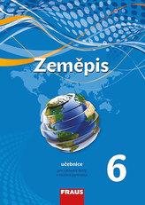 Zeměpis 6 Učebnice