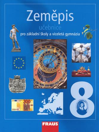 Zeměpis 8 Učebnice