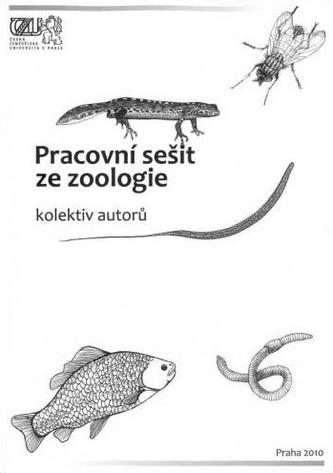Pracovní sešit ze zoologie - Náhled učebnice