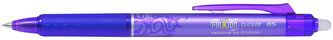 PILOT Frixion Clicker 05, R, fialová