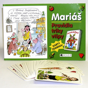 Mariáš Pravidla, triky, vtipy + karty