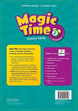 Magic Time 2 Flashcards - Kampa Kathleen