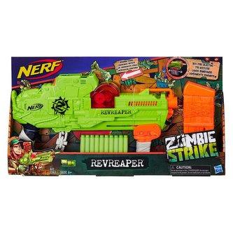 Hasbro - Nerf Zombie Revreaper