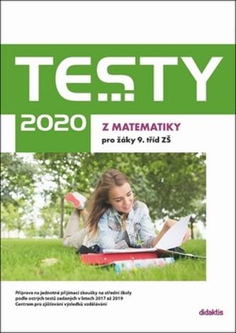 Testy 2020 z matematiky pro žáky 9. tříd ZŠ - Náhled učebnice