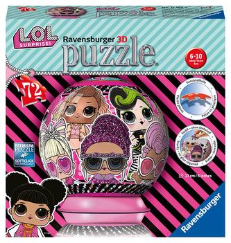 Ravensburger - Puzzleball LOL 72 dílků