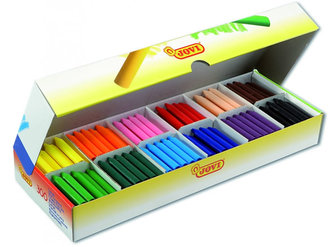 Jovi - JOVI voskovky - ekonomické balení 300 ks, 12 barev