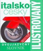 Ilustrovaný italsko český dvojjazyčný slovník