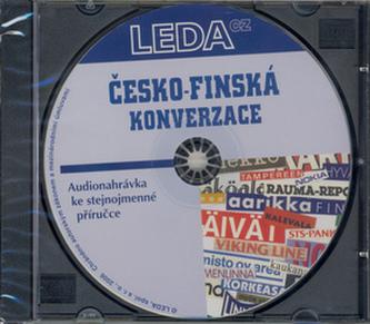 Česko-Finská konverzace - CD - neuveden