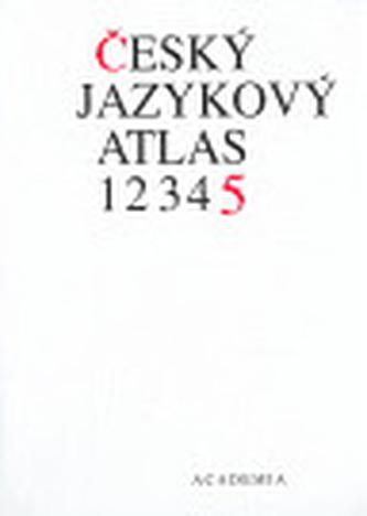 Český jazykový atlas 5.díl