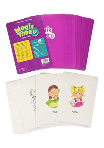 Magic Time 1 Flashcards - Kampa Kathleen