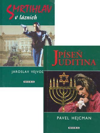 Balíček 2ks Smrtihlav v lázních + Píseň Juditina