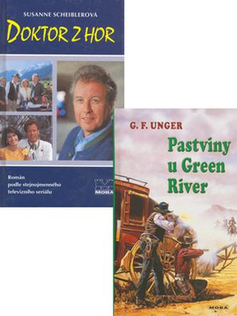 Balíček 2ks Doktor z hor + Pastviny u Green River
