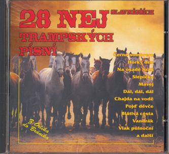 28 nejslavnějších trampských písní