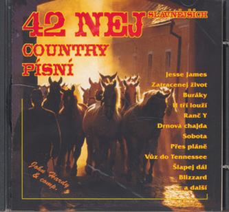 42 nejslavnějších country písní