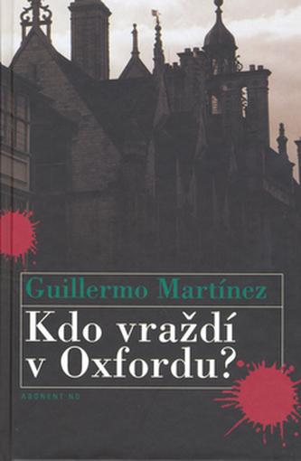 Kdo vraždí v Oxfordu