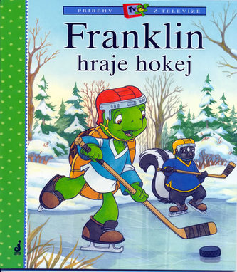 Franklin hraje hokej