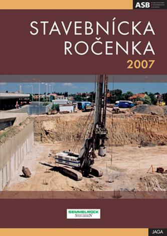 Stavebnícka ročenka 2007