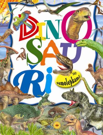 Dinosauři se samolepkami
