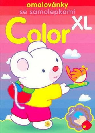 Color XL - omalovánka