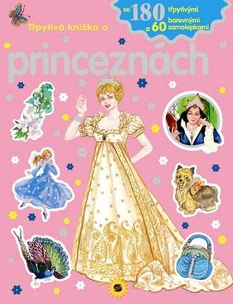 Třpytivá knížka o princeznách