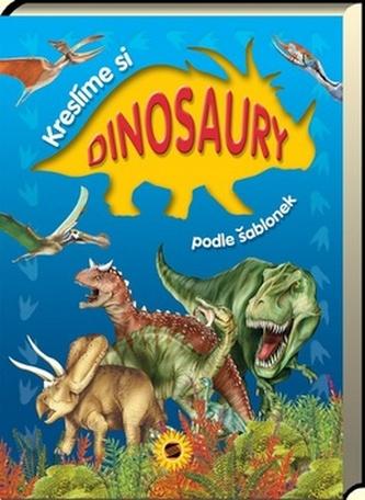 Kreslíme si dinosaury podle šablonek