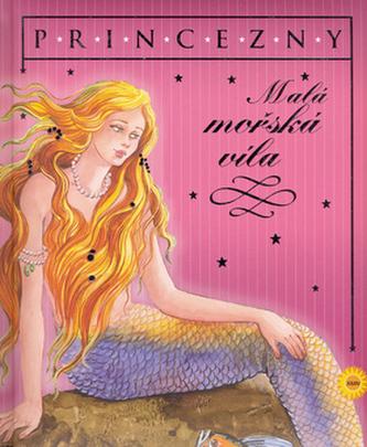 Princezny Malá mořská víla