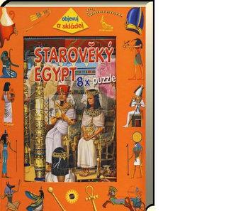Starověký Egypt 8x puzzle - neuveden