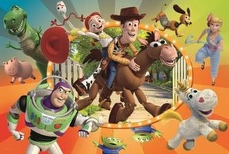 Matyska a.s. - Puzzle Toy Story 4: Příběh hraček