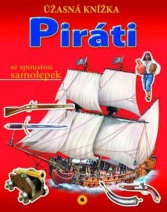 Piráti Úžasná knížka