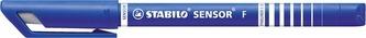 STABILO SENSOR F modrá