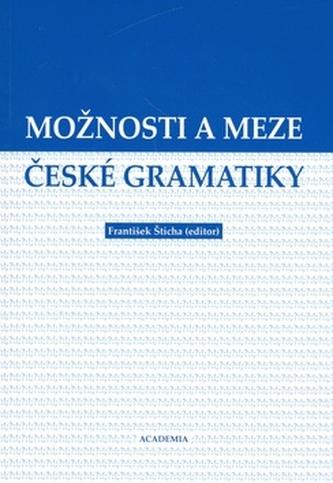 Možnosti a meze české gramatiky