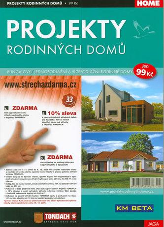Projekty rodinných domů 2/2006