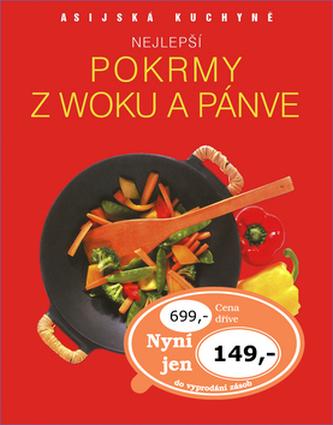 Nejlepší pokrmy z woku a pánve