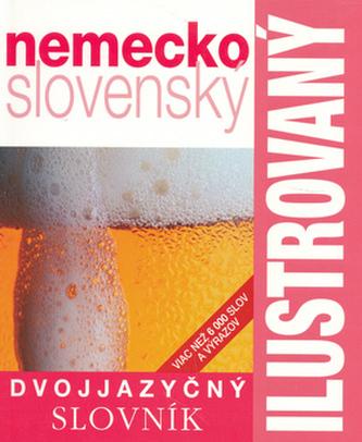 Ilustrovaný  nemecko slovenský dvojjazyčný slovník