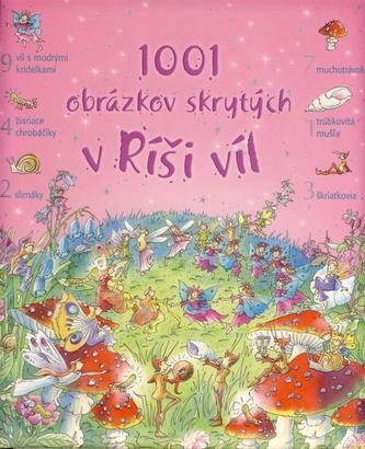 1001 obrázkov skrytých v Ríši víl