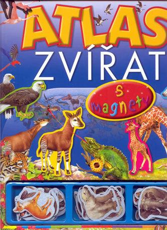Atlas zvířat s magnety