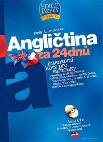 Angličtina za 24 dnů