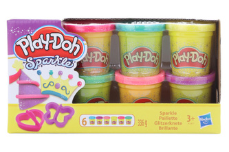 Play-Doh Třpytivá kolekce