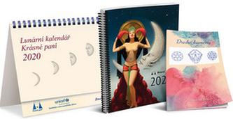 Lunární kalendář Krásné paní 2020 - Žofie Kanyzová
