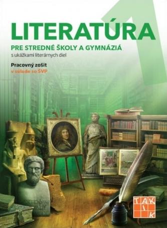 Literatúra 1 - pre stredné školy a gymnáziá - kolektív autorov.