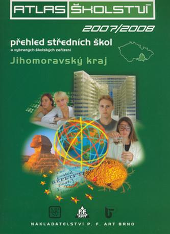 Atlas školství 2007/2008 Jihomoravský kraj