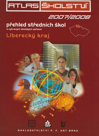 Atlas školství 2007/2008 Liberecký kraj