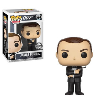 Funko - Funko POP Movies: James Bond S1 - Sean Connery (Exc)