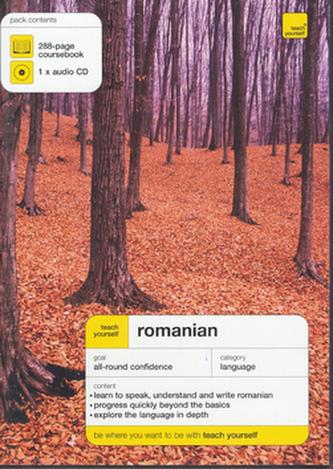 Romanian Book + CD